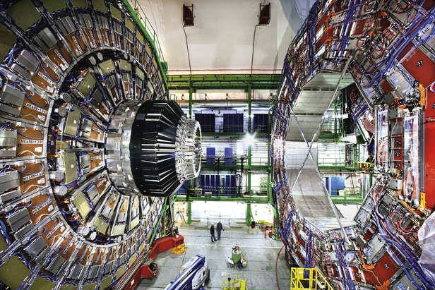 The Large Hadron Collider (Geneva, Switzerland)