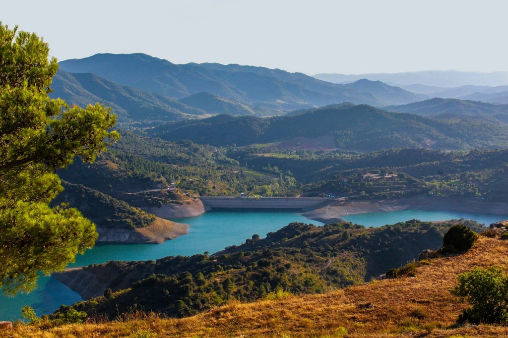 Spain: naturally beautiful country