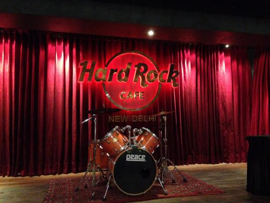 Hard Rock Café, Saket District Centre