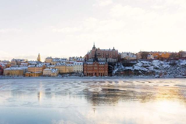 Countries To Visit In Winter: Sweden