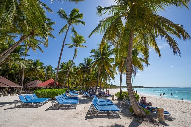 Countries To Visit In Winter: Dominican Republic