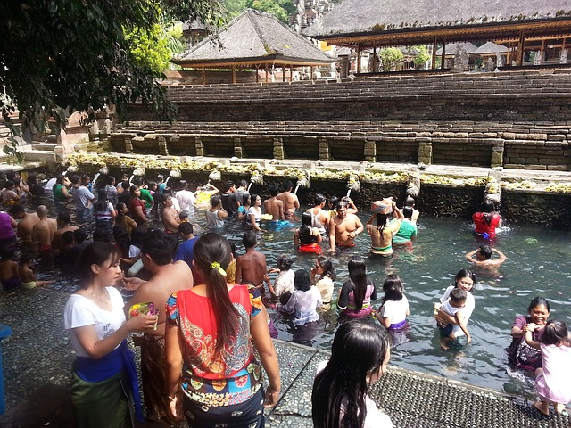 Tirta Empul Temple bali tourist places