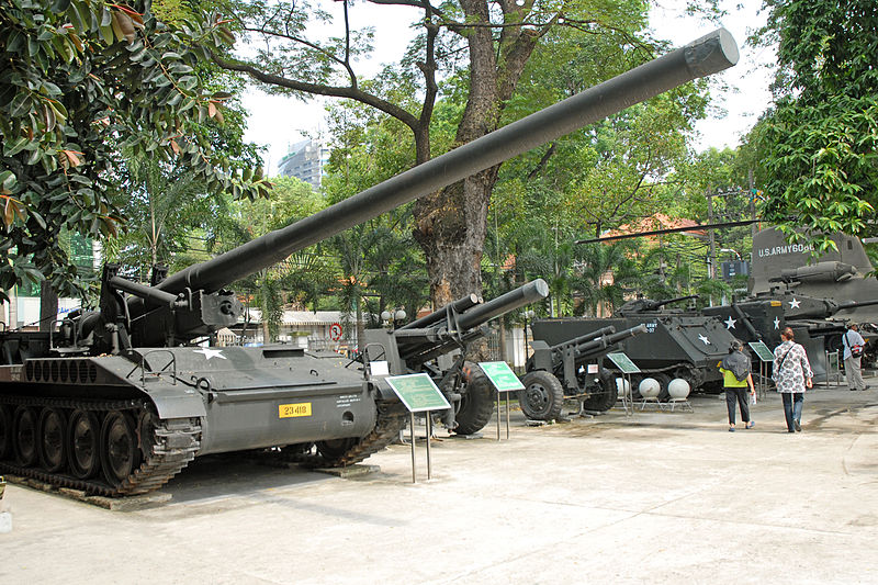 War Remnants Museum must visitplaces in Vietnam