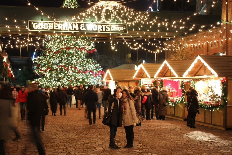 Toronto, Canada Best Christmas Markets