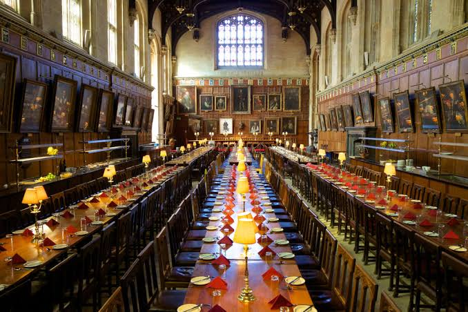 Christ Church: Harry Potter Filming Locations