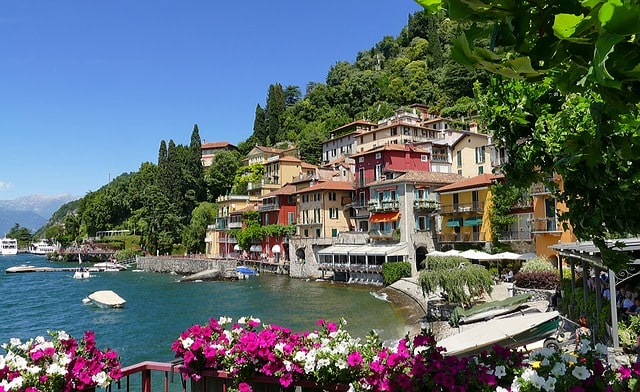 Lake Como: Honeymoon Places In The World