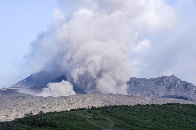 Mount Aso (Japan)