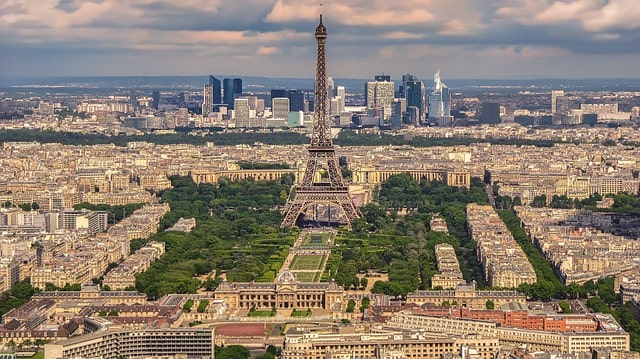 Paris: Honeymoon Places In The World