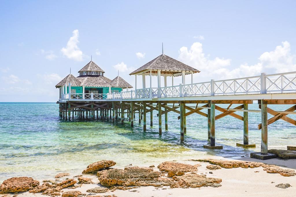 The Bahamas: Kamalame Cay