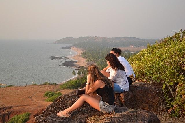 Goa, India:  Tropical Vacations