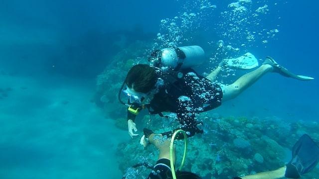 Namena Marine Reserve: Scuba Diving in Fiji