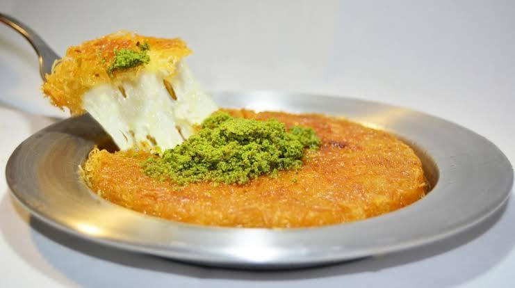 Turkish Künefe