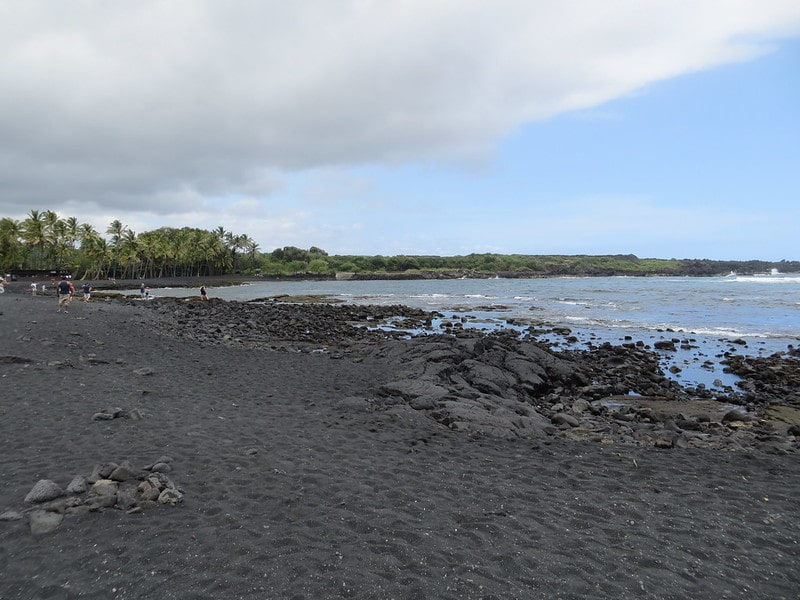 Beaches With Black Sand