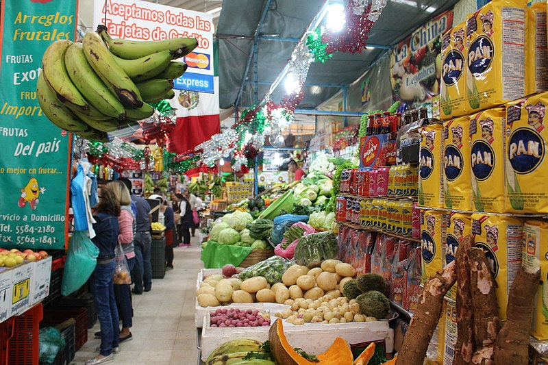 Shopping @ El Mercado