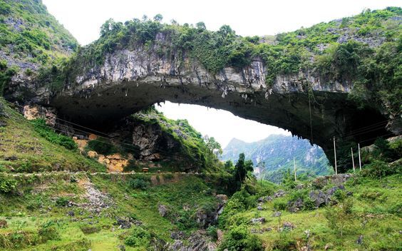 Fairy Bridge, China