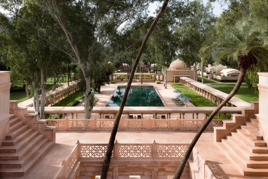 Amanbagh Resort, Rajasthan