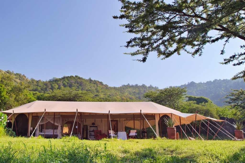 Cottar's 1920s Safari Camp, Kenya