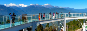 India's first and only Glass Skywalk is in Pelling