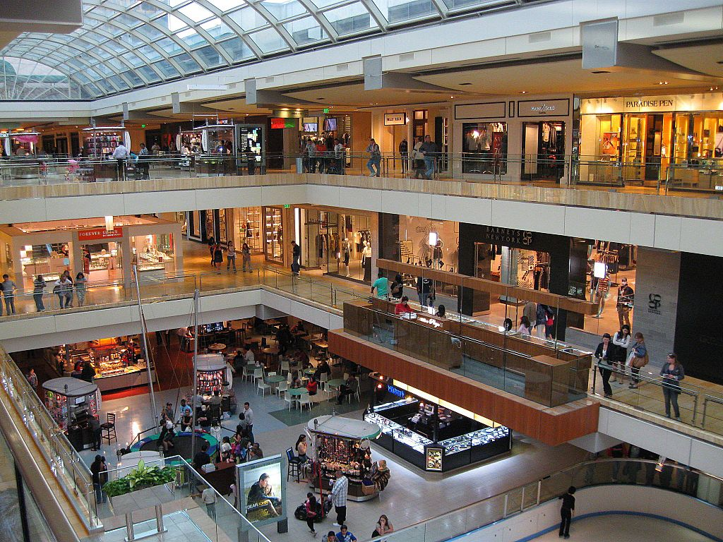 The Galleria: Tourist Attractions in Houston