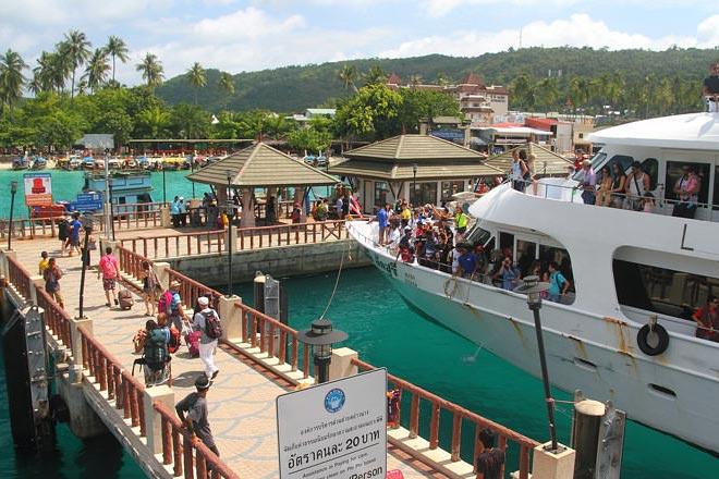 Phi Phi Island: Ferry From Phuket/ Karabi to Phi Phi