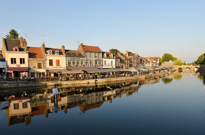 Beautiful canal cities in the world