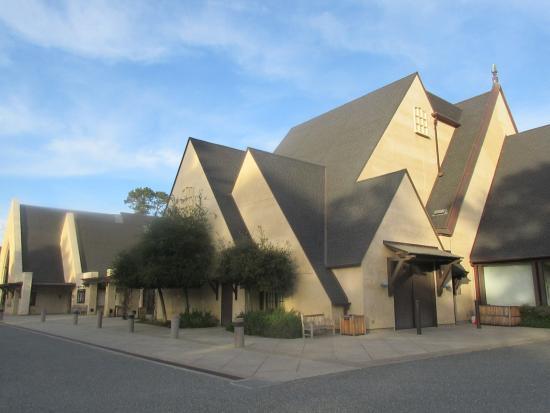 Carmel, California: Carmel's culture at Sunset Cultural Center