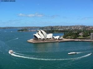 Sydney_Opera House, Cabiria Magni, Australia