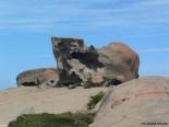 Kangaroo Island some rocks