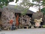 Carving around Ubud