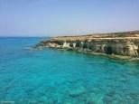 Le grotte di Capo Greco. Cipro, Cabiria Magni