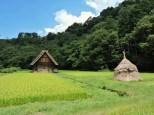 Shirakawa-Go, Giappone, Cabiria Magni