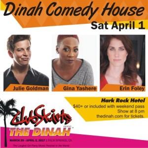 Dinah Comedy