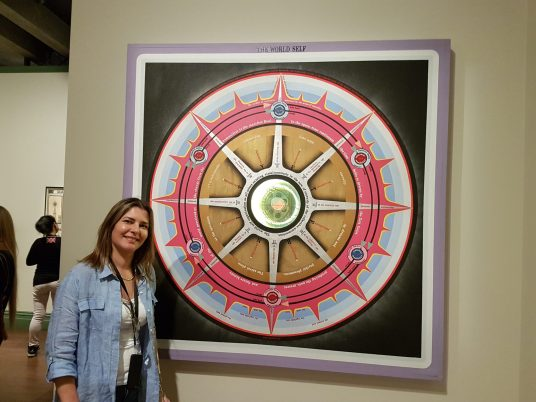 MONA Travel Review - striking art