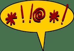 MONA Travel Review - MONA cursing expletives