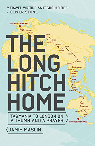 Tasmania to London Kindle Book
