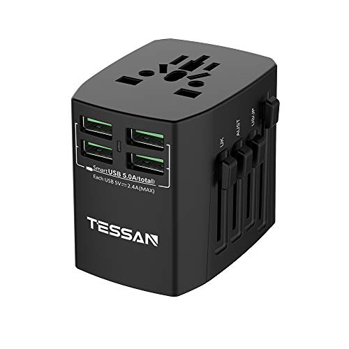 Tessan Universal Travel Adaptor