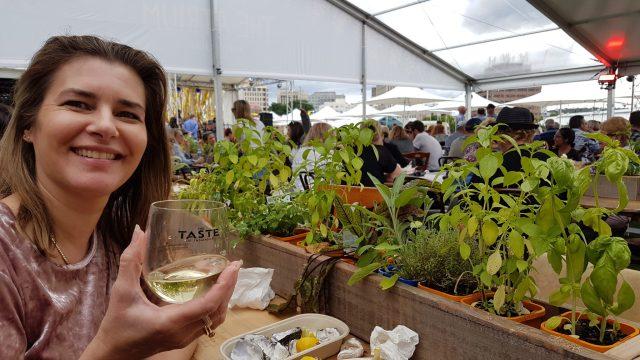 Hobart Things to Do - eat oysters at Taste of Tasmania