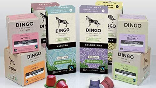 MACq 01 Hotel Review - Dingo Nespresso Coffee Pods