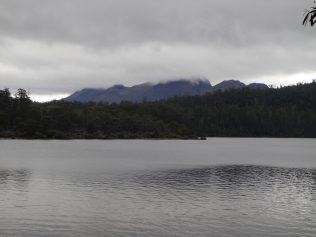 Calm and peaceful at Leeawuleena or Lake St Clair