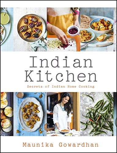Indian Kitchen Book