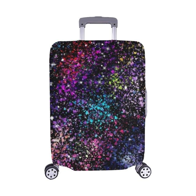 Star Field Galaxy suitcase protector