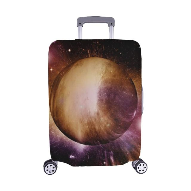 Stars Dust Gas Nebula suitcase protector