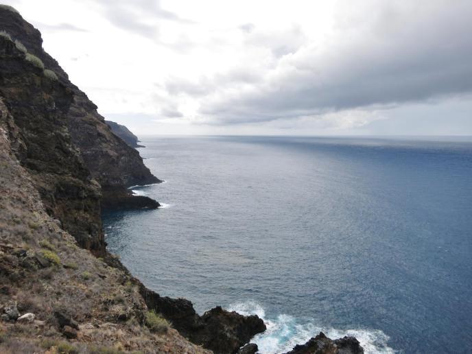 Blick auf den Atlantik