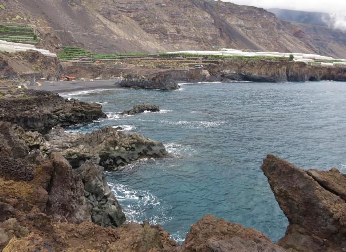 Charco Verde - der prämierte Strand