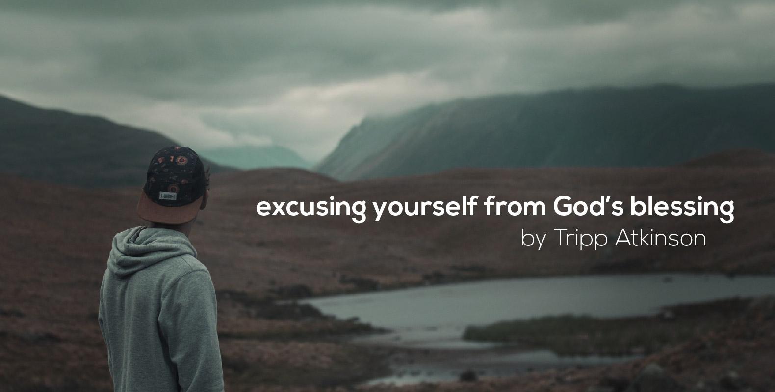 Excusing Yourself Tripp Atkinson