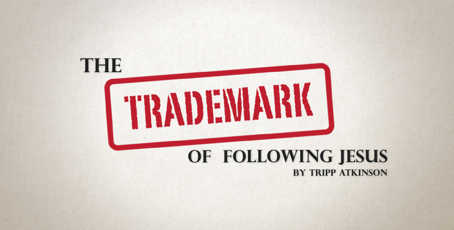 Tripp Atkinson Trademark