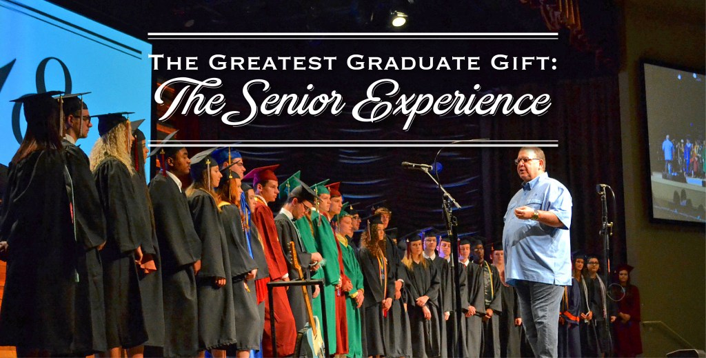 Greatest Graduate Gift blog by Tripp Atkinson