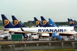 Flying Ryanair from Munich to Rome seemed like a good idea at first