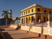 "The city of Trinidad, Cuba is a UNESCO World Heritage site with five hundred years of culture and history. And with this designation comes dollars to help restore the aging structures. Via Gregory ""Slobirdr"" Smith"