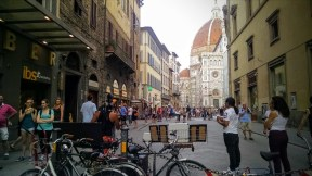 Florence, Italy.